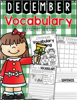 Vocabulary - December