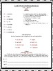 Wonders Vocabulary, Definitions, Matching, Alphabetical Order-4th Grade Unit 3