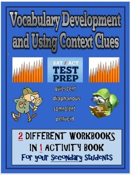Vocabulary Development and Using Context Clues for Secondary Students