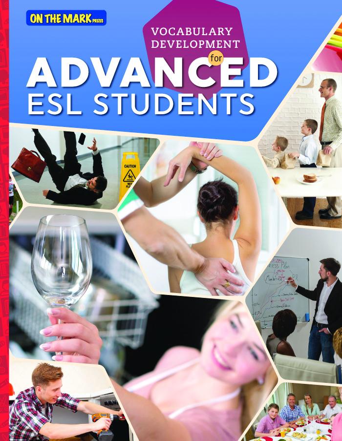 Vocabulary Development for Advanced ESL Students (Enhanced eBook)
