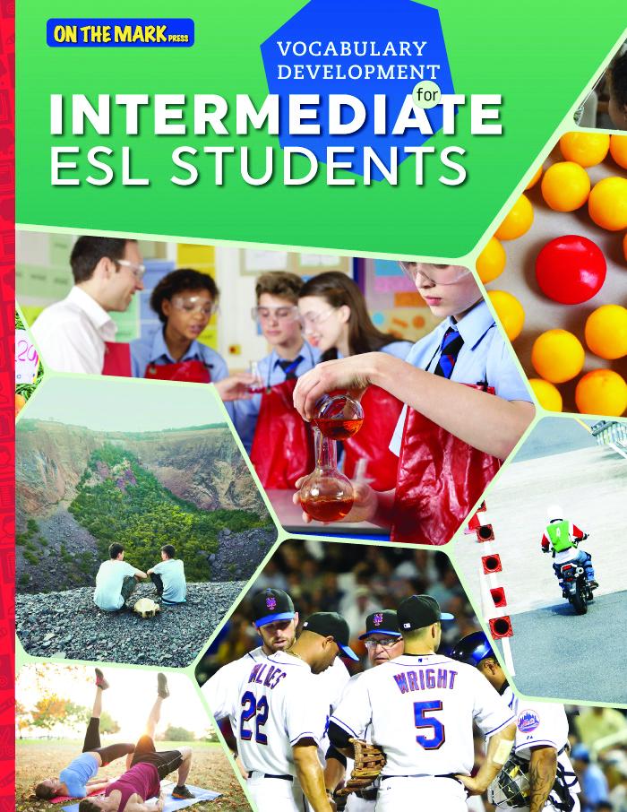 Vocabulary Development for Intermediate ESL Students(Enhanced eBook)