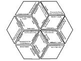Vocabulary Diamond - Texas History version 1