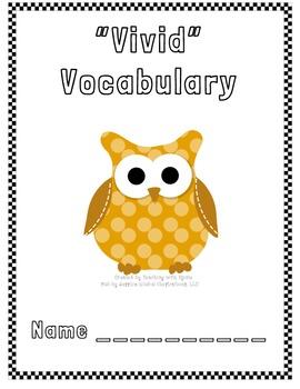 Vocabulary Dictionary