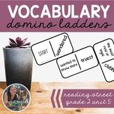 Vocabulary Dominoes CENTER - Grade 2 Unit 5