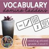 Vocabulary Dominoes CENTER - Grade 2 Unit 6