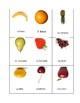 Vocabulary Dominos: las frutas