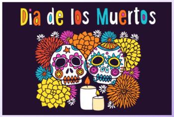 """Vocabulary: """"El Día de los Muertos"""""""