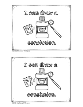 Drawing Conclusions Emergent Reader