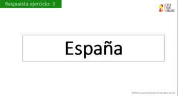 Vocabulary Exercise  ( Countries and Nationalities)+ 30 Vocabulary exercises