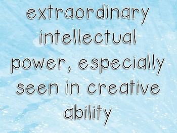Vocabulary Exercise Review: Thomas Edison Journeys 3rd Grade