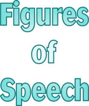 Vocabulary: Figures of Speech 2 Packet