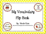 Vocabulary Flip Book / Mini-Word Wall