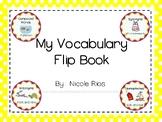 Vocabulary Flip Book / Mini-Word Wall