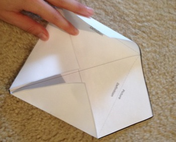 Vocabulary Foldable Template