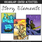 Vocabulary Fun: Story Elements
