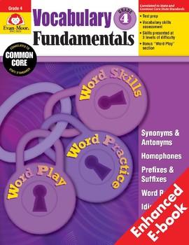Vocabulary Fundamentals, Grade 4