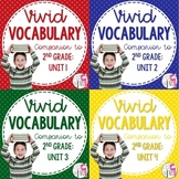 Vocabulary GROWING BUNDLE for Second Grade