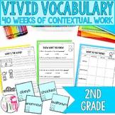 Vocabulary BUNDLE for Second Grade