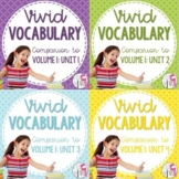 Vocabulary BUNDLE for Volume 1 (grades 3-5)