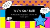 Vocabulary Game
