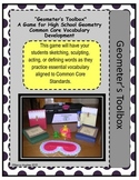 Vocabulary Game for High School Geometry