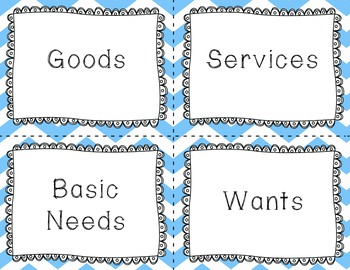 Vocabulary Games : Economics, Math Financial Literacy, Social Studies {TEKS}