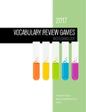 Vocabulary Games - Introduction to Biotechnology