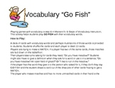 Vocabulary Go-Fish: Games for Vocabulary Learning