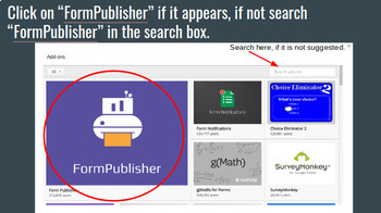 Vocab - Google Form that turns Responses into Google Slides with Form Publisher