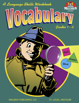 Vocabulary Grades 1-2