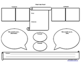Vocabulary Graphic Organizer - Building Word Knowledge
