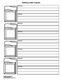 Vocabulary Graphic Organizer with Picture/Symbol