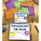 Vocabulary Graphic Organizers | Vocabulary Activities | Vocabulary Template