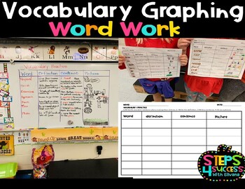 Vocabulary Graphing