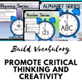 Vocabulary Growth Through Hands-On Challenges Bundle Minut