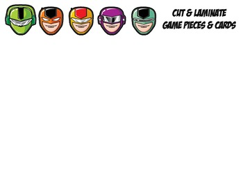 Vocabulary Heroes Game