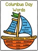 Vocabulary Holiday Posters Seasons Writing Center Individual 1st 2nd 3rd Grades