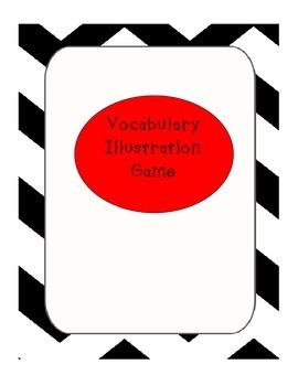 Vocabulary Illustration Game