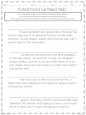 Vocabulary In Context - Newspaper Headings