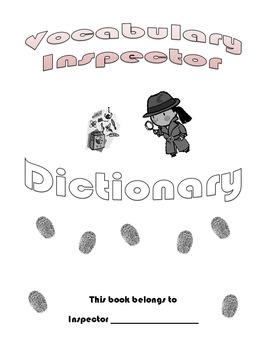 Vocabulary Inspector Dictionary