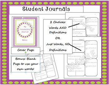 Vocabulary Instruction For The Year