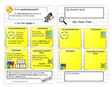 Vocabulary Word Detective Instructional Book Mark Multiple