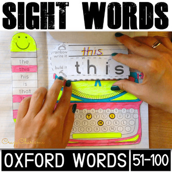 Oxford Words Interactive Notebook (51-100)