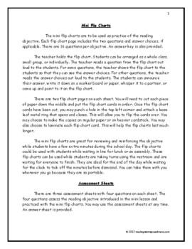 Vocabulary: Introduce/Practice/Assess - Kindergarten