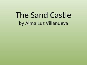 Vocabulary Introduction for The Sand Castle by Alma Luz Villanueva