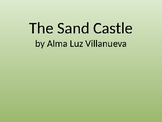 Vocabulary Introduction for The Sand Castle by Alma Luz Vi