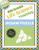 BCAMSC Vocabulary Jigsaw - Life Science