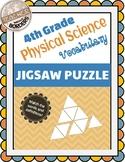 Vocabulary Jigsaw - Physical Science #1 (BCAMSC)