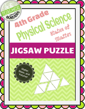 Vocabulary Jigsaw - Physical Science (BCAMSC)