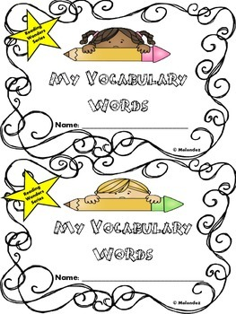 Vocabulary Journal